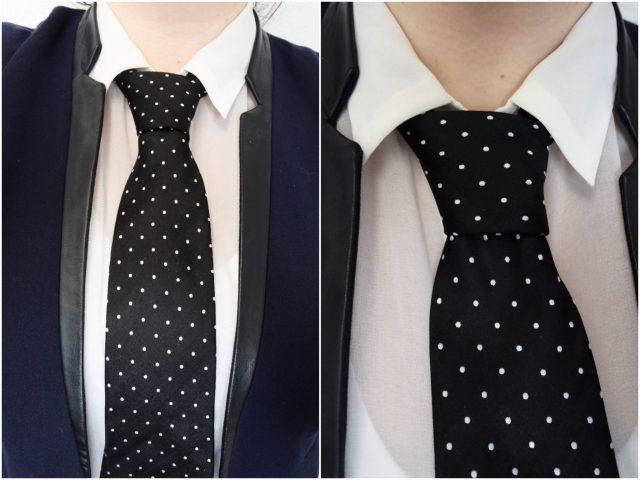 Als vrouw 1 week een stropdas dragen