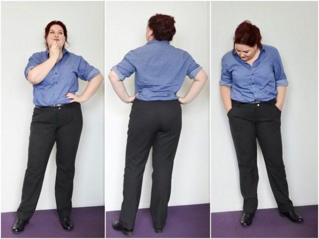 Q&A: als vrouw een heren overhemd dragen