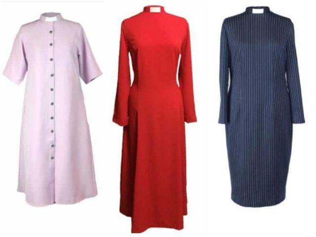 Exclusieve kledinglijn voor vrouwelijke predikanten