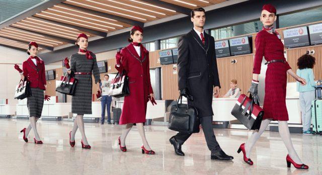 Luchtvaartkleding Turkije