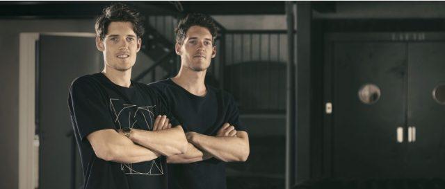 Dennis en Anton Teeuw