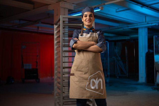 bedrijfskleding AH bakkerij