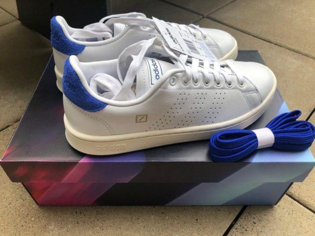 Sneakers Adidas X Deutsche Bank leveren 600 euro op