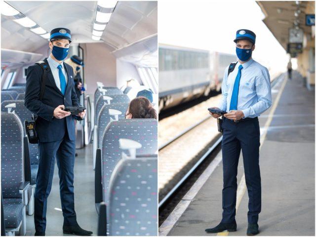 Nieuwe uniformen voor Belgische trein- en stationsmedewerkers