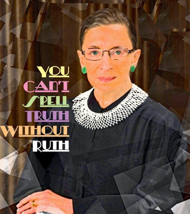 Het verhaal achter de kettingen van Ruth Bader Ginsburg
