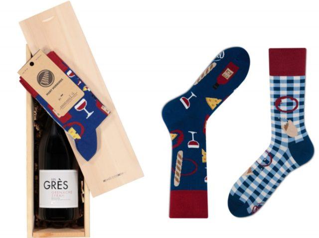 Kerstcadeau voor heren: sokken afgestemd op beroep (incl winactie)