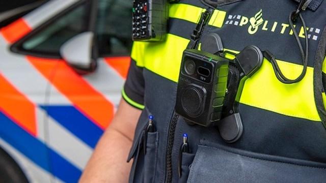 Vanaf dit jaar hebben alle politie-eenheden een bodycam