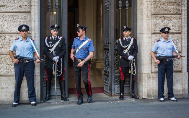 Uniform van de Carabinieri: de boevenvangers in Italië