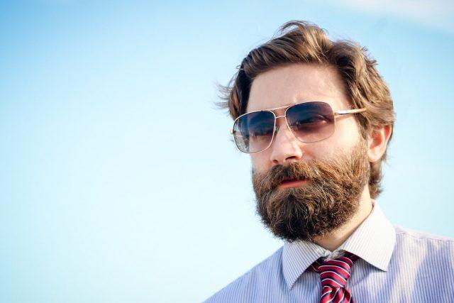 Verkoopt een man met een baard beter?