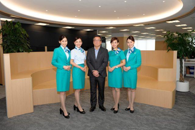 Greater Bay Airlines lanceert nieuw uniform