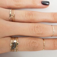 Trend Spotting: First Knuckle Rings
