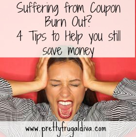 suffering from coupon burnout