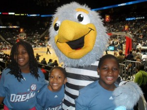 atlanta dream kids