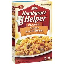 Publix: 25 cent Hamburger Helper