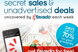 Tech Tuesday Diva: Favado Money Saving App – Sign Up Now