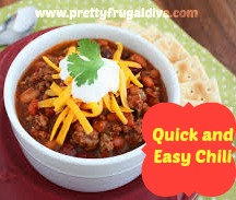 Quick and Easy Turkey Chili Recipe