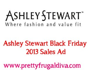 ashley stewart black friday 2013
