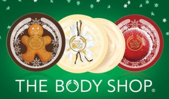 Groupon: The Body Shop $10 for $20
