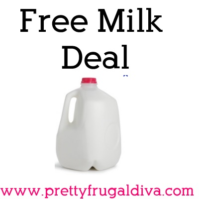Kroger:  Buy 4 GM get FREE MILK