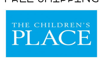 The Childrens Place: Clearance Blowout + Free Shipping – TODAY ONLY