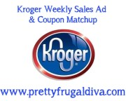Kroger Weekly 10 for 10 Sales Ad & Coupon Match-ups 12/15 - 12/28