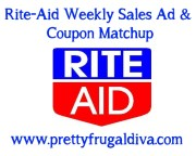 Rite Aid Weekly Sales Ad & Coupon Match Up 12/29 - 1/4
