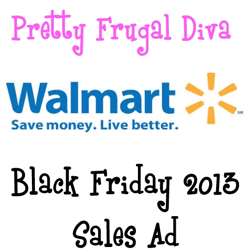 Walmart Black Friday 2013 Sales Ad