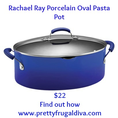 racheal ray pasta pot