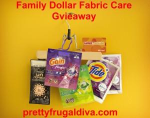 Family Dollar Fabric Care