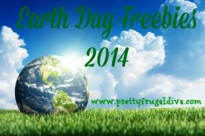 Earth Day Freebies 2014