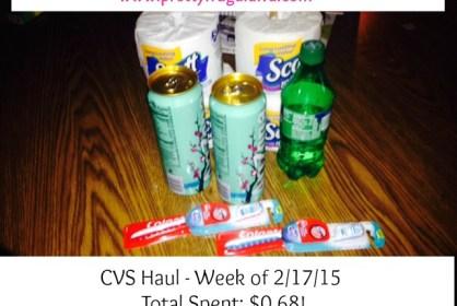 CVS Haul 2-17