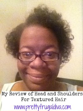 head and shoulders for textured hair