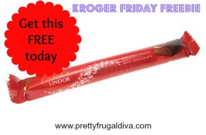 kroger friday freebie 4-24