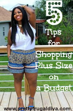 5 plus size fashion on a budget