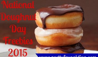 National Doughnut Day 2015 -June 5