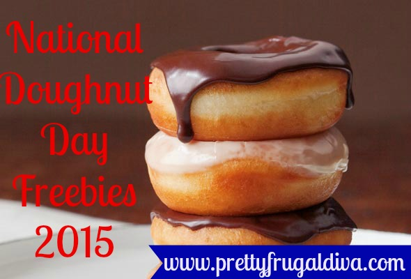 doughnut day freebies 2015