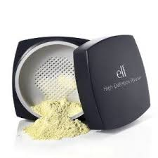 elf corrective yellow powder