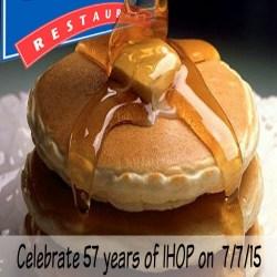 ihop-57-years-celebration