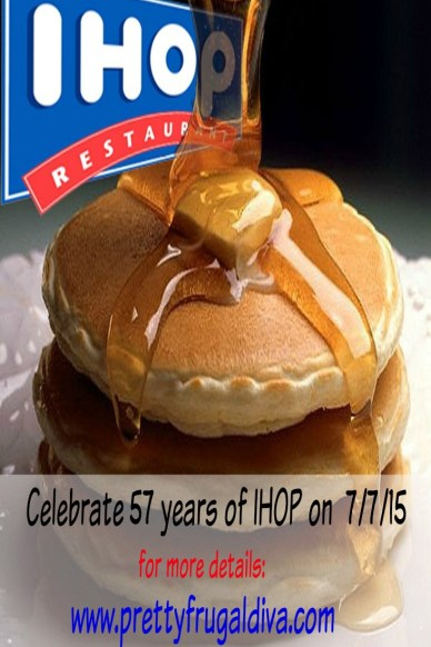 ihop-57-years-celebration