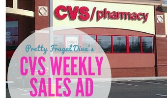 CVS Weekly Sales Ad 10/23 – 10/29