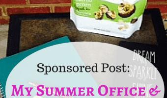 Sponsored Post: Summer Office & Family Fun