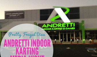 Andretti Indoor Marietta Media Night