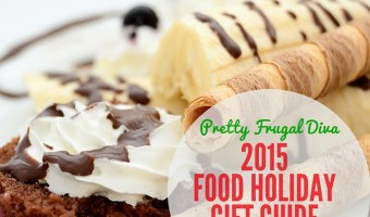 Holiday Gift Guide – Food