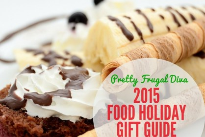 2015 Food Holiday Gift Guide