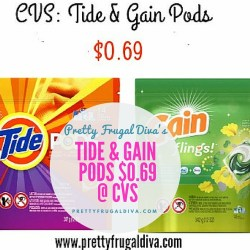 CVS Tide and Gain Pods