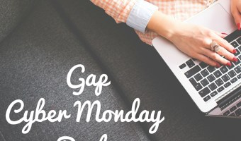 2015 Gap Cyber Monday Deals
