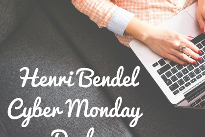 Henri Bendel Cyber Monday Deals