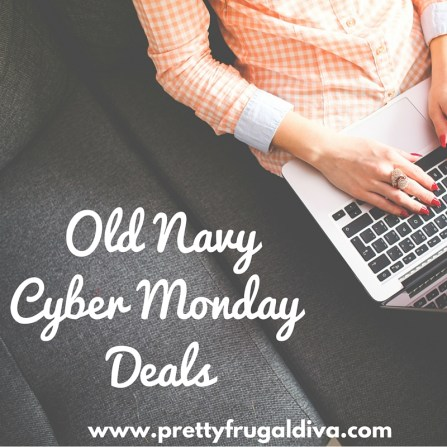 2015 Old Navy Cyber Monday Deals