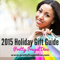 Pretty Frugal's Diva2015 Holiday Gift Guide