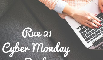 2015 Rue 21 Cyber Monday Deal